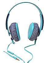 Diwali Sale-Hangout Stereo Headset-HOH-90-Blue