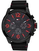 Tommy Hilfiger Analog Black Dial Men's Watch - TH1791093J