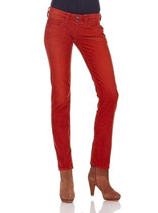 Pepe Jeans London Hose Venus (Rot)