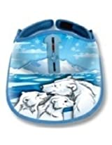 Wild Republic I-LIDZ Polar Bear, Blue