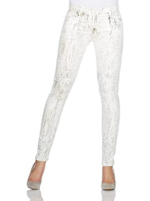 7 for all mankind Jeans The Skinny (batik print)