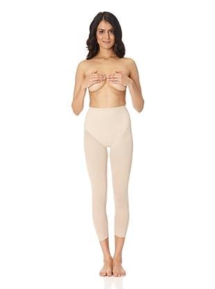 Naomi&Nicole Regulierbare Hose mit langem Bein (Nude)