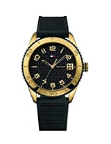 Tommy Hilfiger Analog Black Dial Women's Watch - TH1781120/D