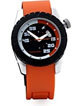 Fastrack Beach Analog Watch For Men Orange 3006SP04
