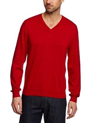 Brooks Brothers Jersey Liroye (Rojo)