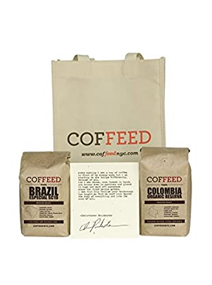 COFFEED Beans of South America Package