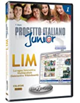 Progetto Italiano Junior: Lim (Lavagna Interattiva Multimediale) DI Progetto Italiano Junior 1