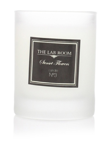 The Lab Room Aromatique Candle, Sunset Flowers, 165 gr