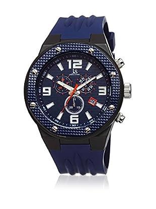 Joshua & Sons Uhr mit schweizer Quarzuhrwerk Man JS62BU 49 mm