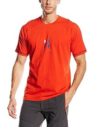 HAGLOFS T-Shirt Manica Corta