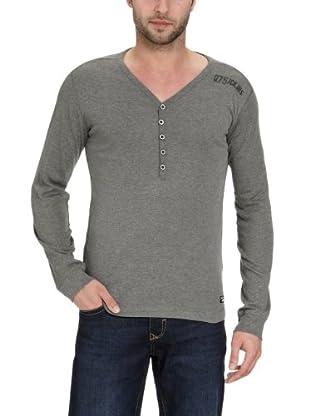 JACK & JONES T-Shirt Bridge Slim Fit (Gris)