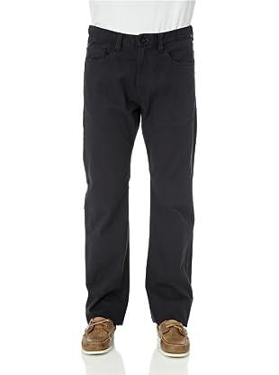 Timberland Pantalón 5 Tasche Twill (Azul oscuro)