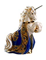 Rinconada Blue Unicorn Ltd. Ed. 1000, Large Wildlife Figurine