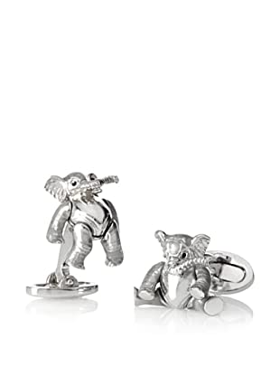 Jan Leslie Moving Elephant Cufflinks