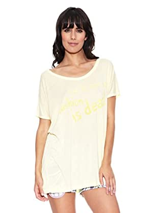 Desigual Camisa Fresh Rep (Amarillo)