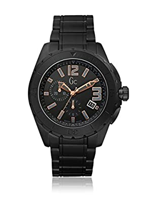 GC GUESS Reloj de cuarzo Man X76009G2S 45 mm