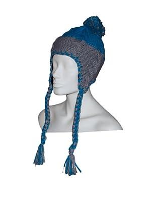 Chiemsee Gorro Dary (Gris / Azul)
