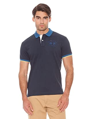 La Martina Polo Basic (Azul Marino)
