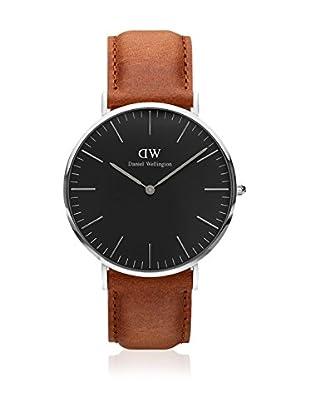 Daniel Wellington Reloj con movimiento cuarzo japonés Woman Classic Durham 36 mm