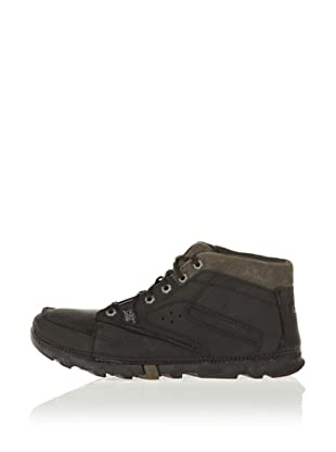 Cat Mid Cut Boot Stat Mid (Black)