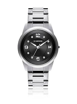 K&Bros  Reloj 9182 (Negro)