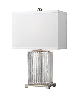 Artisitic Lighting Table Lamp, Clear Color