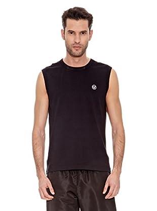 Sergio Tacchini Camiseta Sarmei Tank Camiseta Sarmei Tank (Negro)