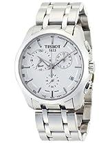 Tissot Chronograph White Dial Men's Watch - T0354391103100