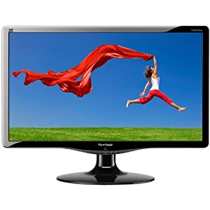 ViewSonic VA2431WM 24-Inch Widescreen LCD Monitor with Speakers