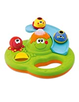 Chicco Bubble Island Baby Bath Toys