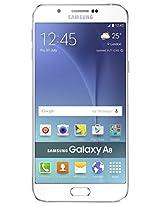 Samsung Galaxy A8 4G (Pearl White)