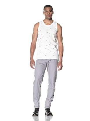 Ann Demeulemeester Men's Perforated Tank