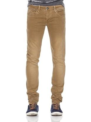 Pepe Jeans London Pantalón Hatch (Marrón)