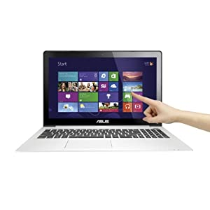 ASUS S500CA-DS51T 15.6-Inch Touchscreen Laptop (OLD VERSION)
