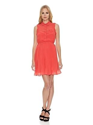 Lois Vestido Laurine (Coral)