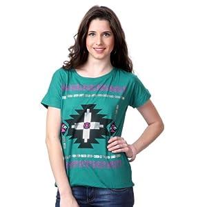 People Women's Regular Fit Shirt Small