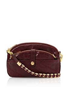 Rebecca Minkoff Women's Jelly Bean Cross-Body Clutch (Raspberry)