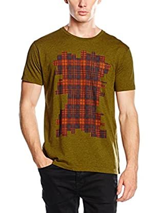 Marc by Marc Jacobs T-Shirt Manica Corta Bromley Plaid