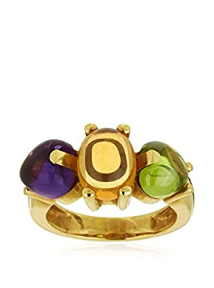 GOLD & DIAMONDS Anillo Primavera