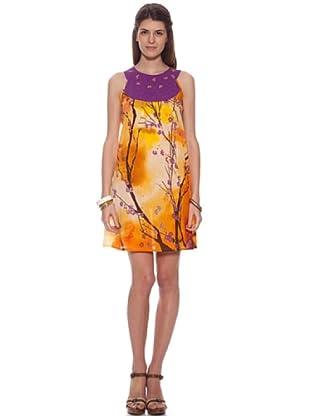 HHG Kleid Casta (Orange)