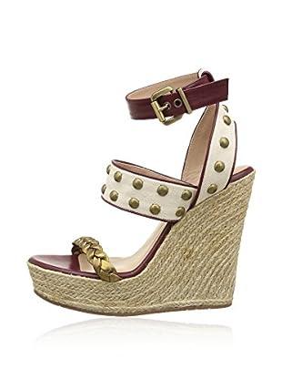 Pura Lopez Keil Sandalette