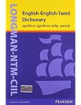 Longman-NTM-CIIL English-English-Tamil Dictionary: Language, Linguistics & Writing/Dictionaries