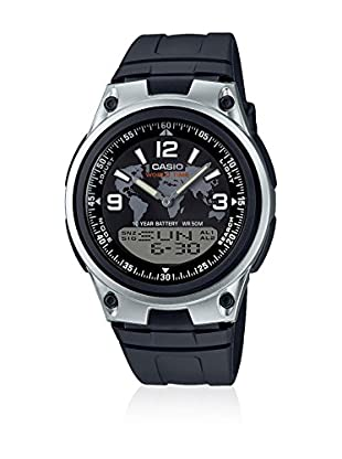 Casio Reloj con movimiento cuarzo japonés Unisex AW-80-1A2 40.0 mm