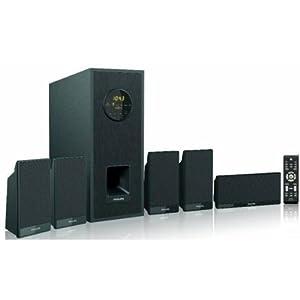 Philips IN-DSP75U/00 5.1 multimedia Speaker