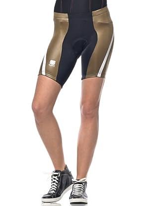 Sportful Malla Bike Chic (Negro/Bronce)