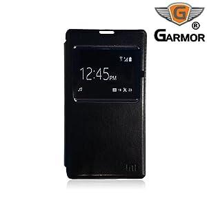 Garmor Xiaomi Redmi 1S Flip Cover Case- Black