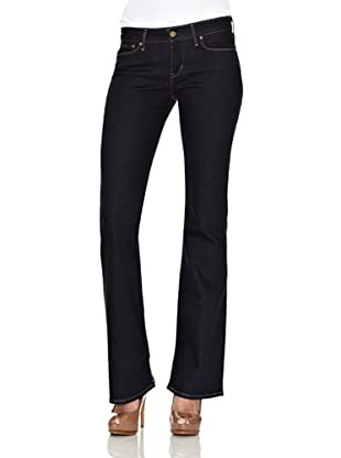 Levi´s Jeans Modern Demi Curve ID Flare (richest indigo)