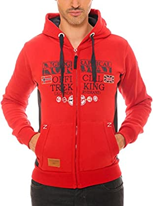 Geographical Norway Sweatjacke Gafont