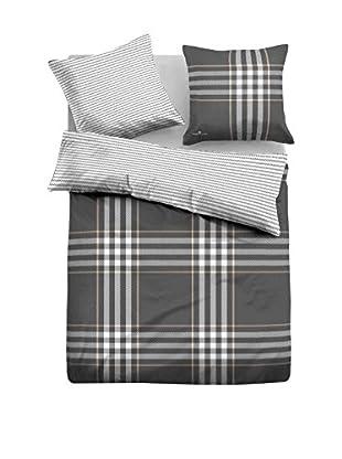 Tom Tailor Set Bettbezug und Kissenbezug Satin