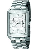 Pierre Cardin Analog White Dial Men's Watch - PC105331F02